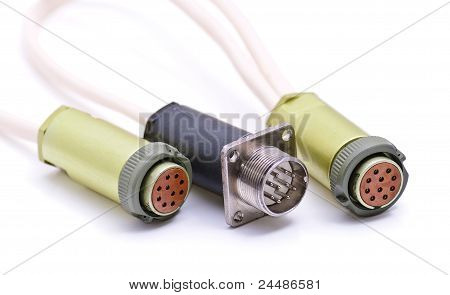 Cables With Cable Connectors