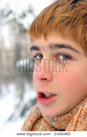 Frozen Boy