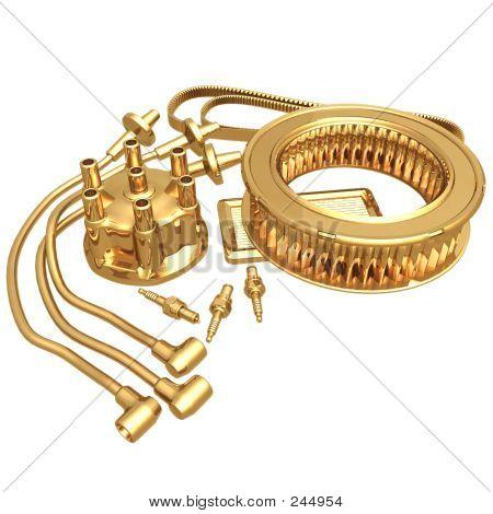 Gilded Auto Parts