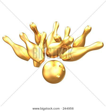 Gilded Bowling