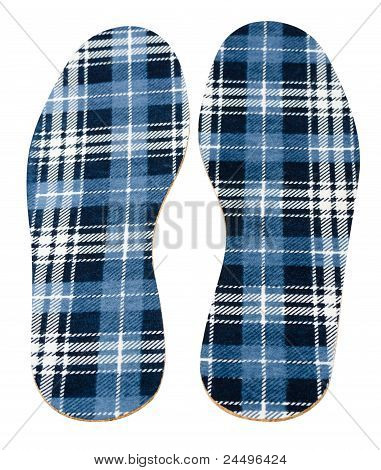 Flannel Insoles
