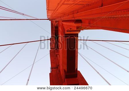 The red red bridge