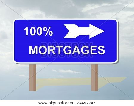 100% mortgages