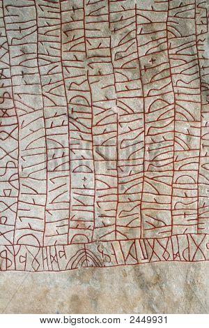 Runic Inscription