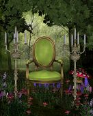 Fairy Throne