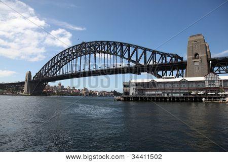 Sydney Harbour Bridge - Australia
