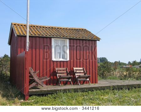 Cute Little Summerhouse
