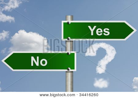 What Is Your Decision