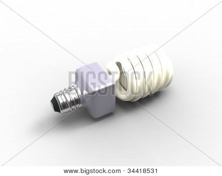 light bulb turn off