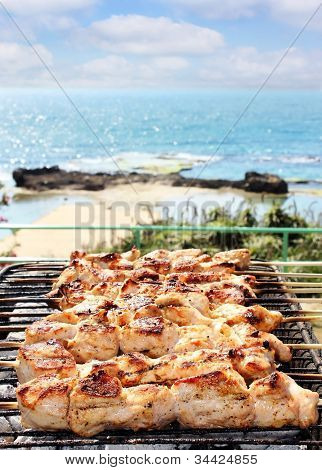 Barbecues On The Sea