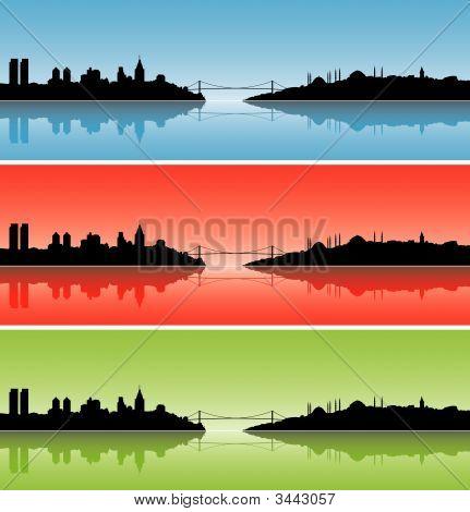 Colourful Istanbul
