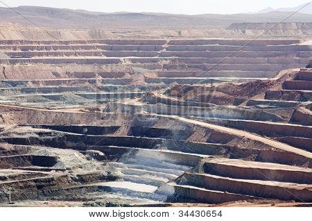Desert Strip Mine
