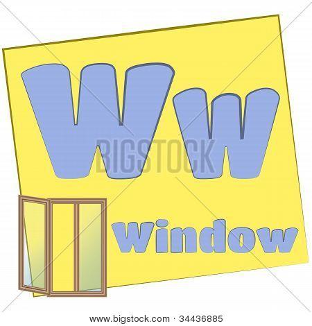 W-window