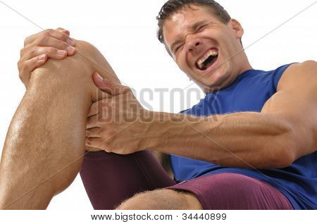 Knee And Hamstring Injury