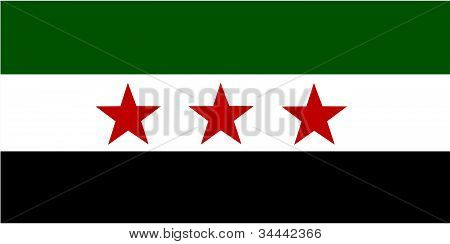Syrian Opposition Flag