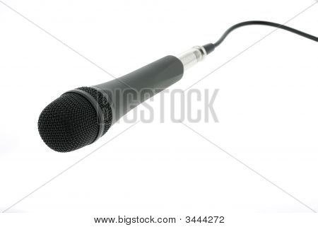 Isolated Microphone With Cable