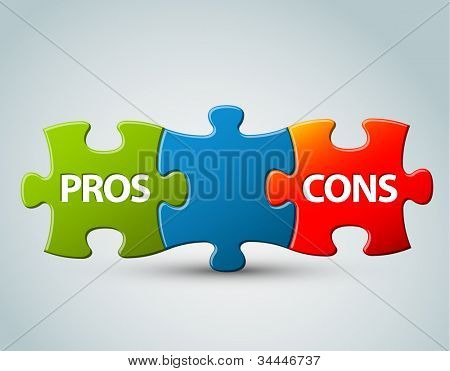Vector pros and cons compare  model - advantages and disadvantages