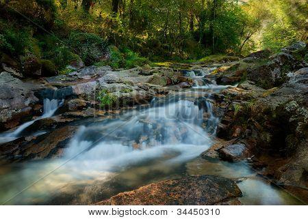 River At Geres