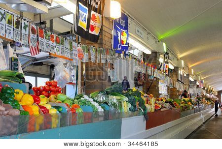 West Side Market Produce