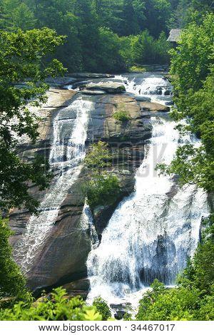 Highwater falls