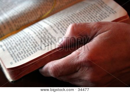 Reading Prayers
