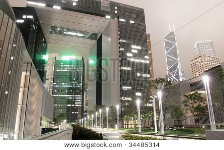 CGC Office - Hong Kong