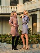 Cashmere Woolen Sweaters. Warm Oversized Sweaters. Women Wear Sweaters. Elongated Sweatshirts Tunics poster