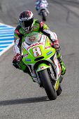 Hector Barbera Pilot Of Motogp