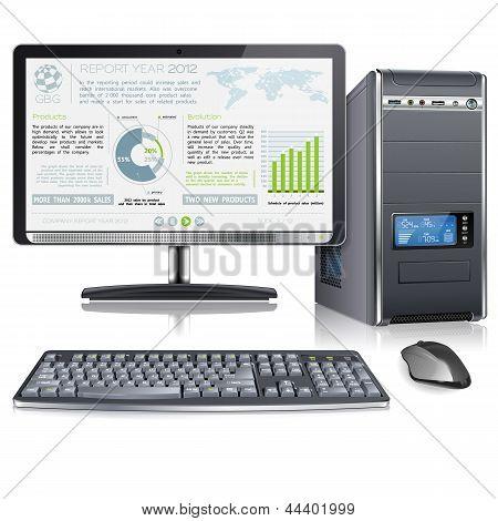 Presentation Company Year Report