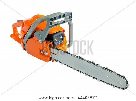 Gasoline Powered Saw
