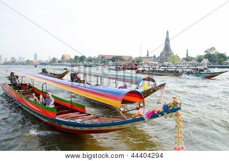 Bangkok - Tourist Boats