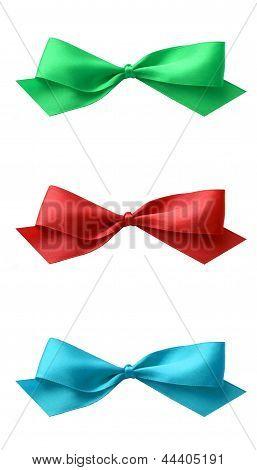 Bright Satin Bow
