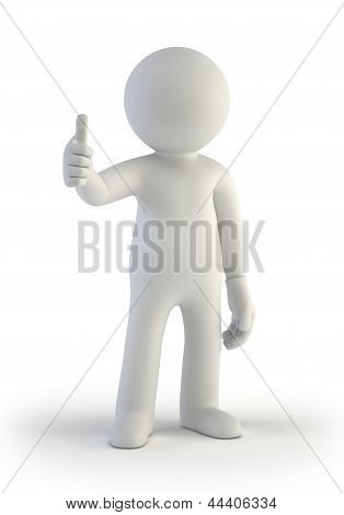 3D Small People - Yes