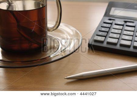 Cálculos para una taza de té