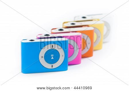 Lot Of Mp3 Players