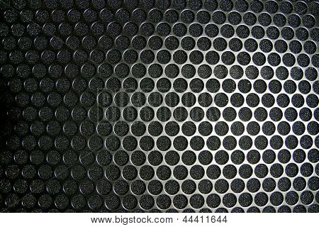 black grill texture