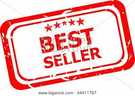 Best Seller Rubber Stamp art illustration