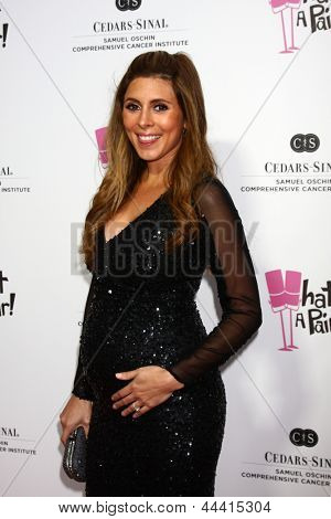 LOS ANGELES - APR 13:  Jamie-Lynn Sigler arrives at the
