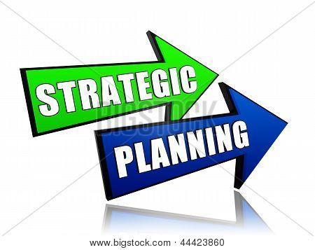 Strategic Planning In Arrows