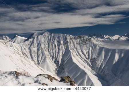 Caucasian Mountains
