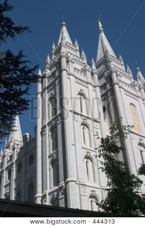 Salt Lake City-Tempel