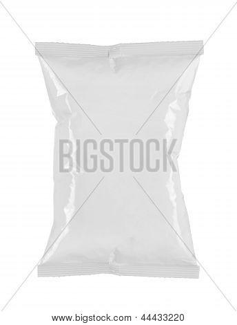 Potato Chips Plastic Pack.