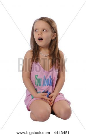 Yawing Girl