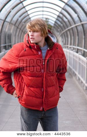 Samuel In Red