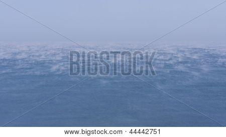 Vaporing Sea