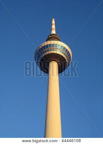 Mannheim Tv Tower