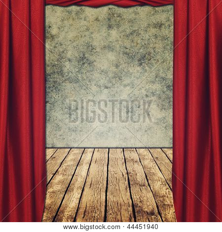 Theatrical Grungy Backgrounds