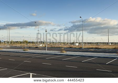 Vacant Industrial Lots