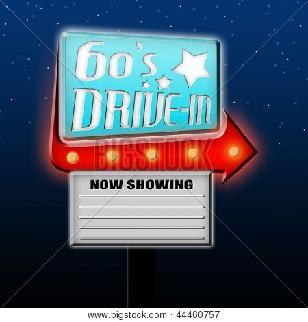60's Drive-in