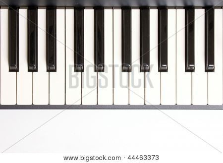 Photo of Learning how to play piano